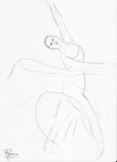 Woman dancing 1